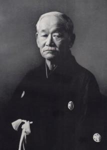 Jigoro Kano, der Begründer des modernen Judo